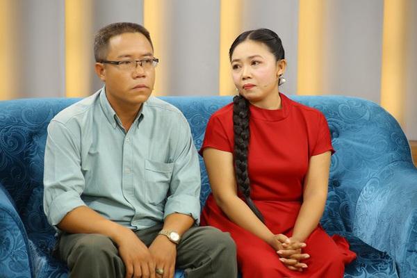 Ốc Thanh Vân xót xa trước câu chuyên người vợ hơn 25 năm sống trong lo âu bị bạo hành