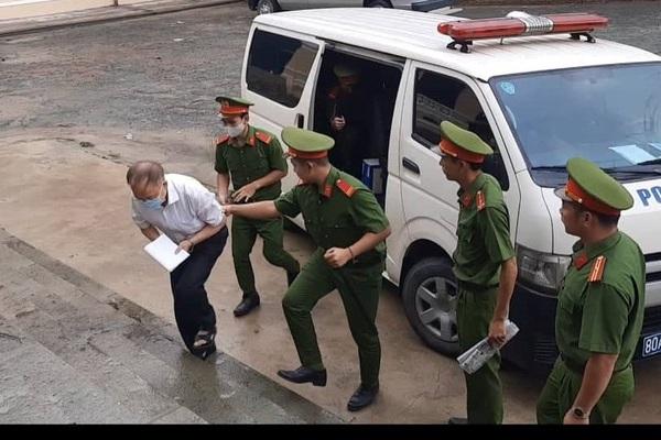 Tuyên phạt bị cáo Nguyễn Thành Tài (nguyên Phó Chủ tịch UBND TP.HCM) 8 năm tù