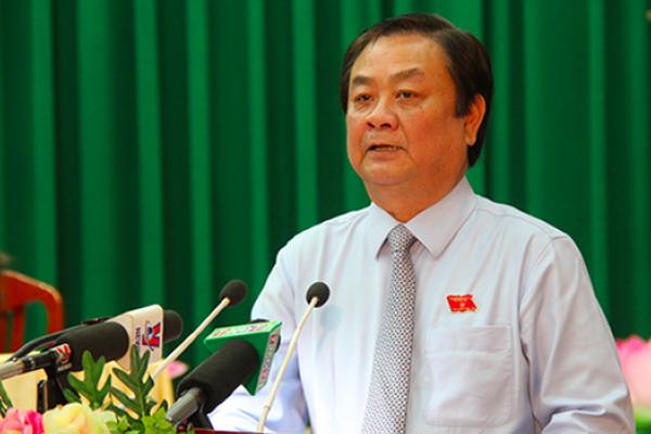 Bí thư Tỉnh ủy Đồng Tháp Lê Minh Hoan được điều động, bổ nhiệm Thứ trưởng