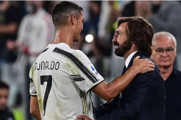HLV Pirlo tiết lộ kế hoạch đặc biệt dành cho Ronaldo tại Juventus
