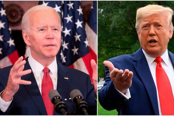 Bầu cử Mỹ: Trump, Biden kịch chiến ở các bang chiến trường