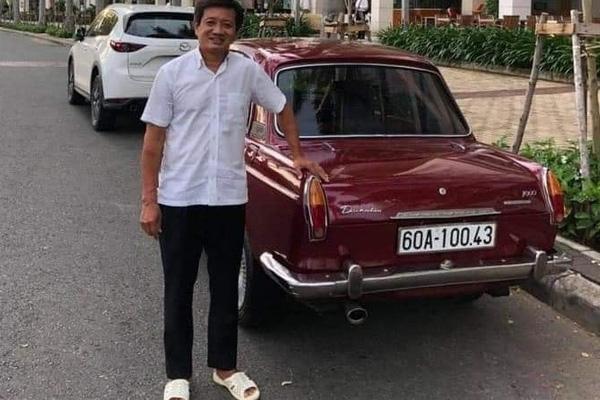 Khám phá chiếc ô tô Nhật cổ được ông Đoàn Ngọc Hải bán đấu giá