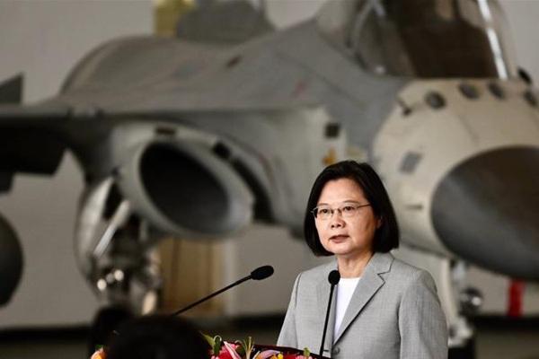 Đài Loan tuyên bố nóng với Trung Quốc