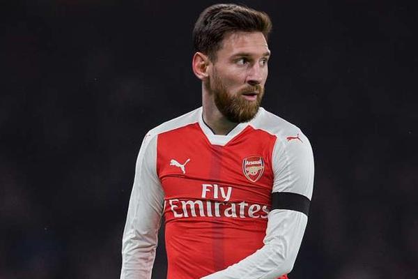 Lionel Messi xin rời Barcelona để gia nhập... Arsenal?