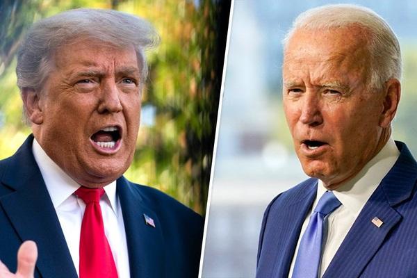 """Bầu cử Mỹ: Trump và Biden đấu khẩu chuyện gì trong trận """"so găng"""" trực tiếp đầu tiên?"""