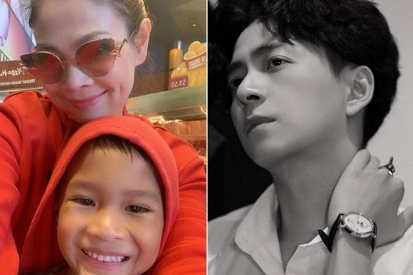 """Bị nghi lợi dụng con trai Ngô Kiến Huy để """"đánh bóng tên tuổi"""", Thanh Thảo gay gắt """"phản pháo"""""""
