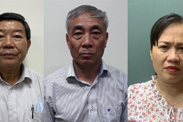 Bộ Công an khởi tố, bắt tạm giam nguyên Giám đốc và Phó Giám đốc Bệnh viện Bạch Mai