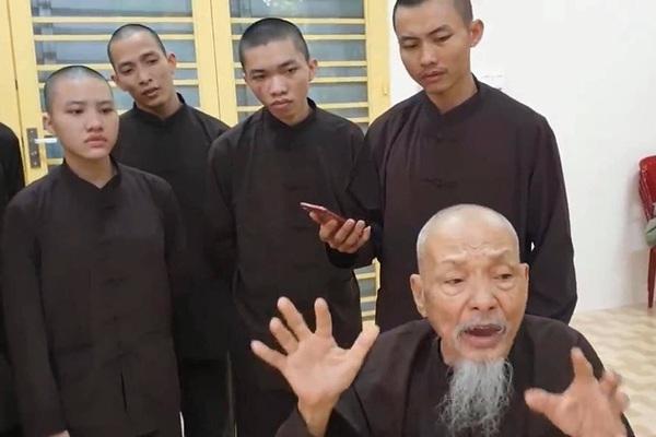 """Lật tẩy chiêu trò nhằm trục lợi của """"Tịnh thất Bồng Lai"""""""