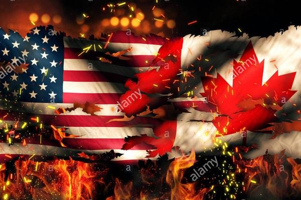 Mỹ đã bao nhiêu lần lên kế hoạch xâm chiếm Canada?