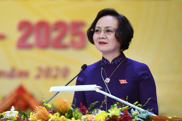 Bí thư Tỉnh ủy Yên Bái nhiệm kỳ 2015-2020 Phạm Thị Thanh Trà được bổ nhiệm Thứ trưởng Bộ Nội vụ