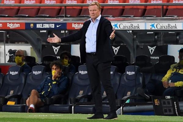 """Barca đè bẹp Villarreal, HLV Koeman đưa thần đồng Fati """"lên mây xanh"""""""