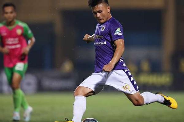 Quyết đấu Thanh Hóa, Hà Nội FC nhận tin dữ về Quang Hải