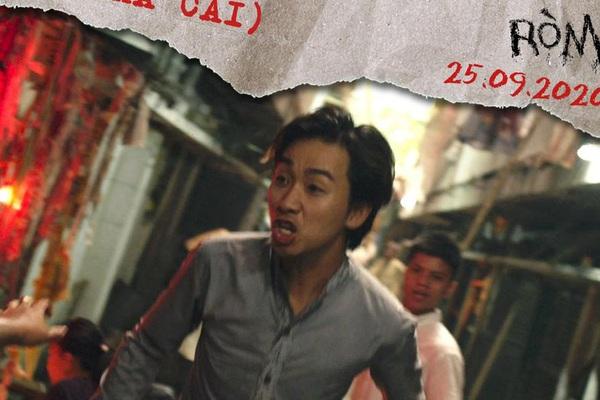"""""""Ròm"""" công bố clip thiết kế bối cảnh quay phim đặc biệt khiến người trong nghề ngả mũ khâm phục"""