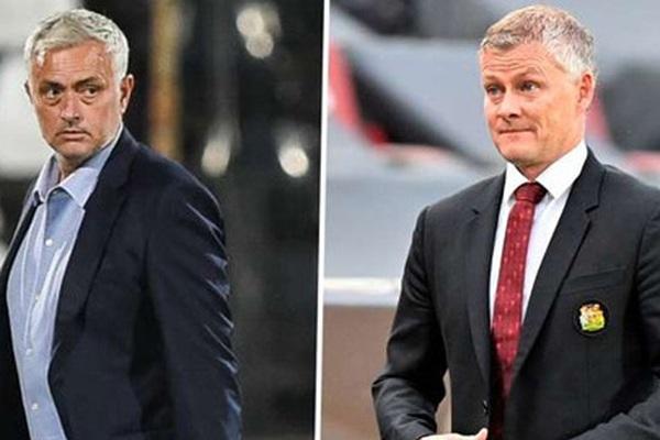 Tottenham bị cầm hòa cay đắng, HLV Mourinho trút giận vào... Solskjaer