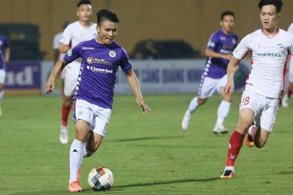 Bình phục chấn thương, Quang Hải sẵn sàng cùng CLB Hà Nội đấu Thanh Hóa