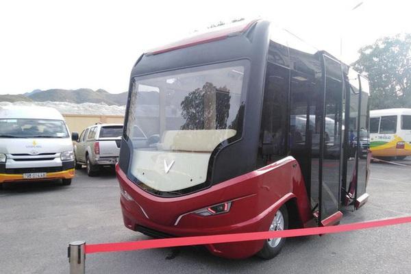 Xe bus điện của Vingroup sẽ triển khai ở TP.HCM: Giá vé từ 3.000 - 7.000 đồng