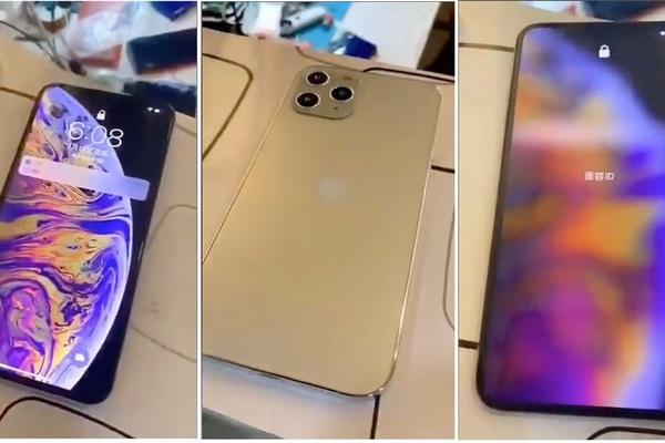"""Ngỡ ngàng: iPhone 12 chưa ra mắt đã có """"bản nhái"""" ở Trung Quốc"""