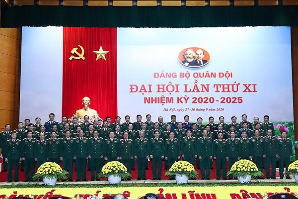 Xây dựng Quân đội, ưu tiên hiện đại hóa một số quân chủng, binh chủng