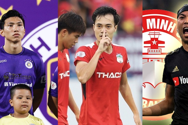 Đội hình đắt giá nhất V.League 2021: QBV Việt Nam sát cánh cùng Lee Nguyễn