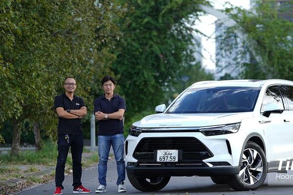 Sau ít ngày sử dụng, chủ xe Trung Quốc Beijing X7 tuyên bố sững sờ
