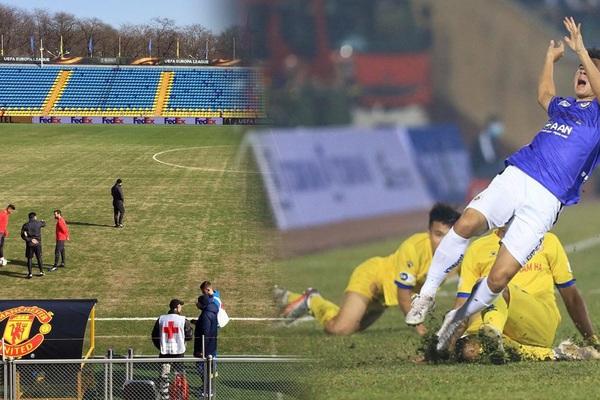 """Nam Định bị tố """"chơi bẩn"""" để phá lối chơi Hà Nội FC, bóng đá thế giới liệu có lên án?"""