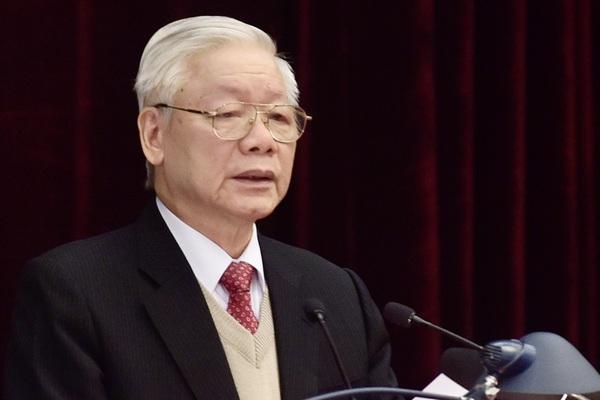 Giới thiệu chức danh lãnh đạo chủ chốt gồm cả Ủy viên Bộ Chính trị thuộc trường hợp đặc biệt tái cử khóa XIII
