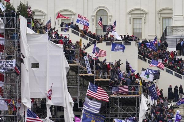 Nước Mỹ nín thở, lo sợ bạo lực trước lễ nhậm chức của Biden