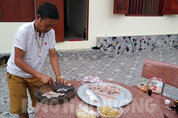 Hải Dương: Gỏi cá mè ranh, nghe đã tanh tanh, nhưng để dân làng Phượng Hoàng làm thì lại thơm phức