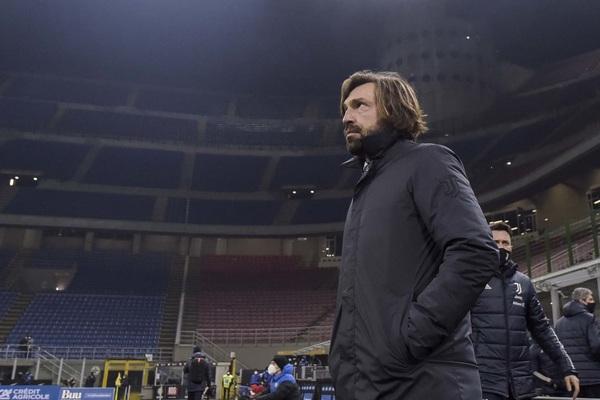Juve thua Inter Milan, HLV Pirlo quy trách nhiệm cho ai?