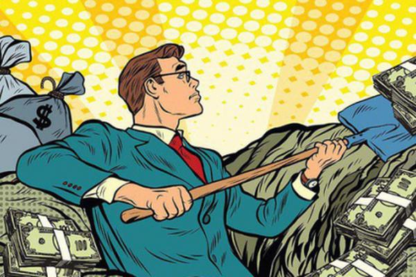Đa phần người giàu có thường khó tu?