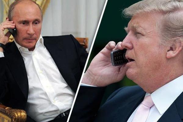Điện Kremlin nói về thông tin ông Trump gọi điện cho ông Putin trước ngày điện Capitol bị tấn công