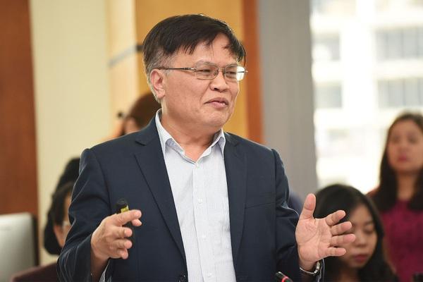"""TS. Nguyễn Đình Cung: """"Phải đặt mục tiêu đủ cao để phấn đấu và tạo ra một tinh thần, một khát vọng"""""""