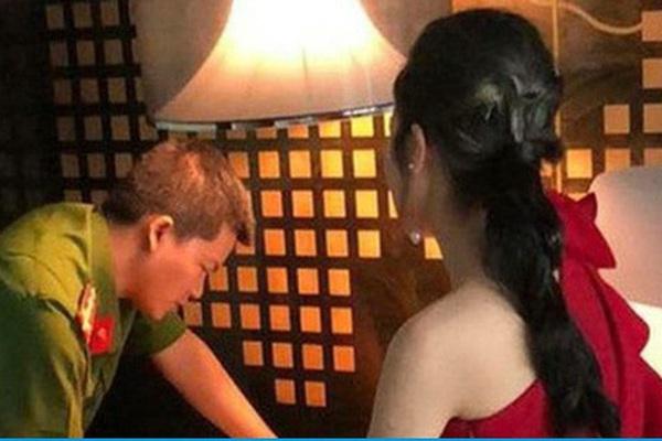 5 cô gái xinh đẹp bán dâm trong quán cà phê Sao Đêm Quán