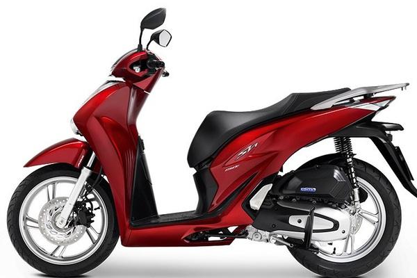 Giá xe Honda SH tăng chóng mặt trong tháng 1/2021