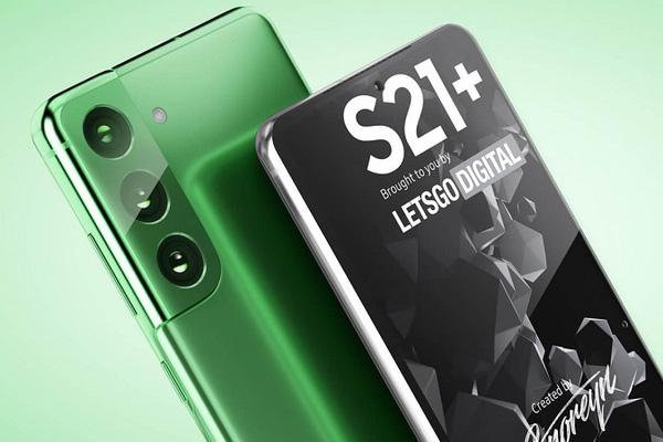 """Siêu hot: Samsung tung dòng điện thoại """"trà xanh"""" tuyệt đẹp"""