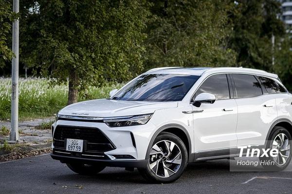 """Beijing X7 và xe Trung Quốc """"công phá"""" thị trường Việt ra sao?"""