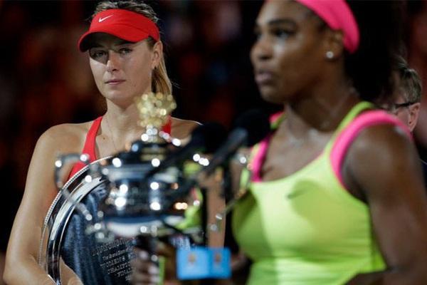 Vì sao Serena Williams và Maria Sharapova lại căm ghét nhau?
