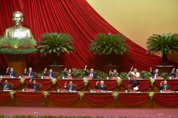 Đại hội XIII: Ngày 1/2, Trung ương khóa mới bầu Bộ Chính trị, Ban Bí thư