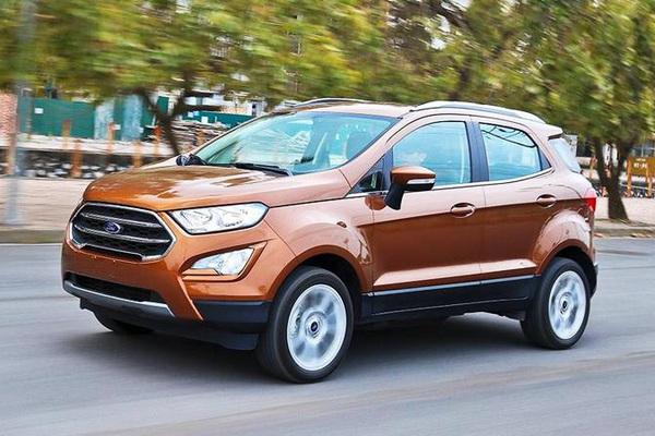 Ford EcoSport chạy hơn 4 vạn, chủ xe đánh giá sốc