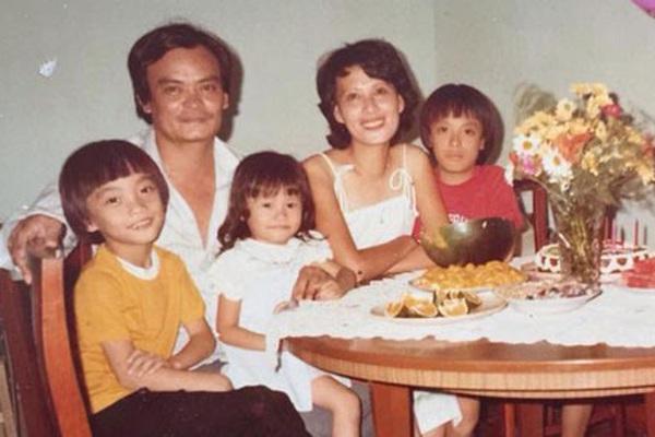 Nghẹn lòng khi con gái cố nhạc sĩ Thanh Tùng hé lộ tình yêu sâu đậm của bố mẹ