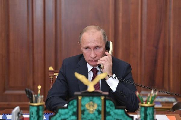 Ông Biden gọi điện cho ông Putin, nói gì?