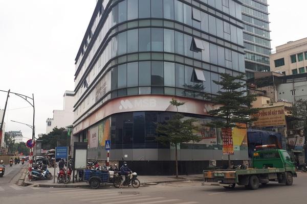 Giữa trung tâm Thủ đô, tòa nhà 18 tầng sửa chữa cải tạo không phép, chưa xử lý dứt điểm