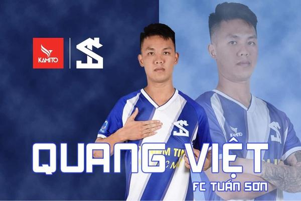 """Việt """"Hải Dương"""": Tiền đạo với """"Đôi chân pha lê"""" làm mê hoặc làng Phủi"""