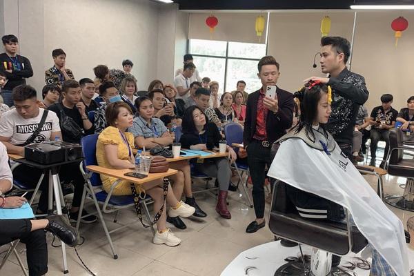 CEO Đào Xuân Định: Giảng viên ngành tóc vừa có tâm vừa có tầm với nghề