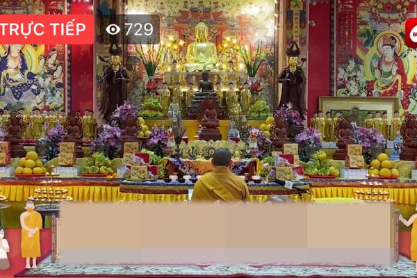 """""""Chủ trương cúng dường online chắc chắn sẽ làm thay đổi văn hoá đi lễ chùa"""""""