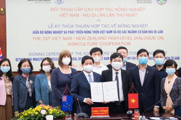 Loại quả gì của Việt Nam sắp được xuất khẩu sang New Zealand?
