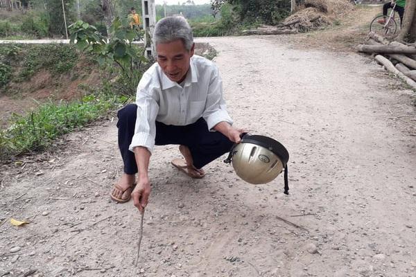 Thái Nguyên: Đường giao thông nông thôn chưa nghiệm thu đã xuống cấp
