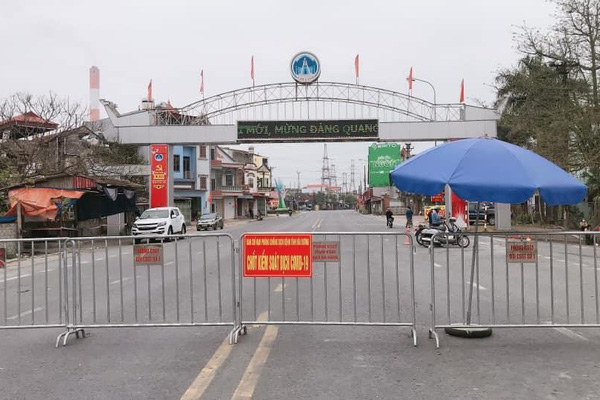 Covid-19 tại Hải Dương: TP.Chí Linh sẽ được gỡ phong tỏa ngày 2/3?