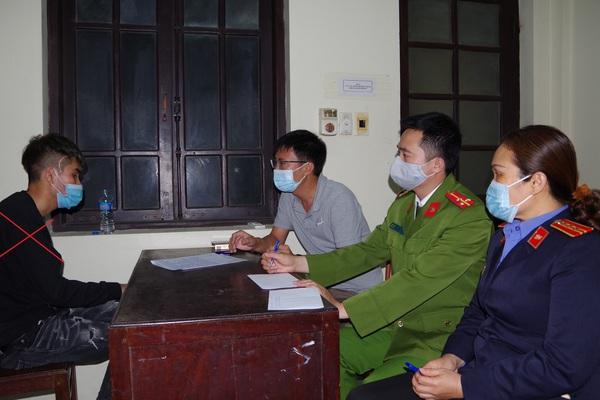 Nam thanh niên sinh năm 1999 là nghi phạm sát hại cô gái trẻ ở Hà Nam