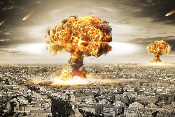 """6 """"chiến trường"""" có thể nổ ra thế chiến 3 năm 2021"""
